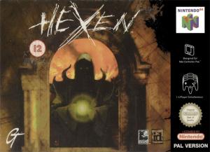 Hexen sur N64