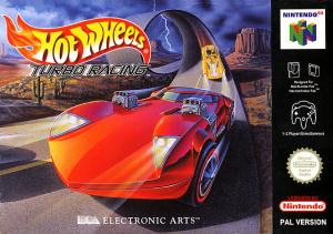 Hot Wheels : Turbo Racing