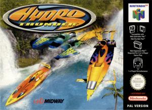 Hydro Thunder sur N64