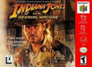 Indiana Jones et la Machine Infernale sur N64