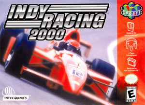 Indy Racing 2000 sur N64
