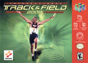 International Track & Field : Summer Games sur N64