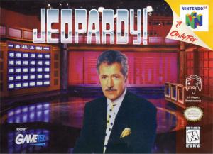 Jeopardy! sur N64