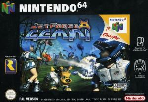 Jet Force Gemini sur N64
