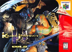 Killer Instinct Gold sur N64