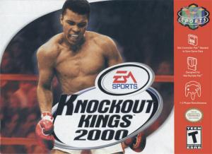 Knockout Kings 2000 sur N64