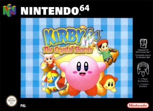Kirby 64 : The Crystal Shards sur N64