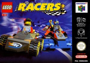 LEGO Racers sur N64