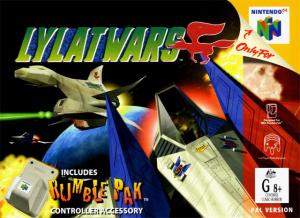 Lylat Wars sur N64
