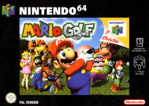 Mario Golf sur N64