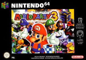 Mario Party 3 sur N64