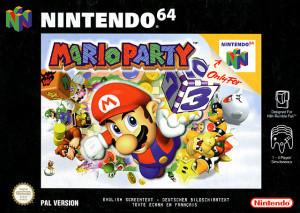 Mario Party sur N64