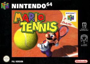 Mario Tennis sur N64