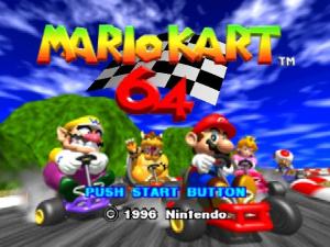 Oldies : Mario Kart 64