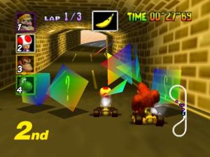 Mario Kart 64 - Vers le multijoueur