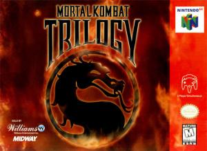 Mortal Kombat Trilogy sur N64