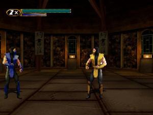 Mortal Kombat Mythologies Sub-Zero
