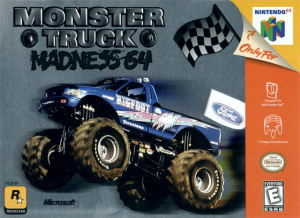 Monster Truck Madness 64 sur N64