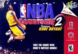 NBA Courtside 2 sur N64