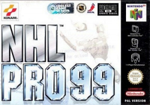 NHL Pro 99 sur N64