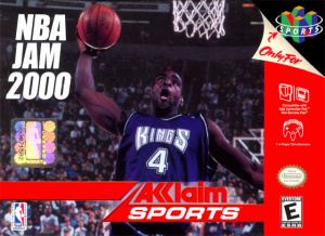 NBA Jam 2000 sur N64