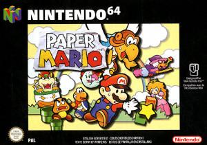 Paper Mario sur N64