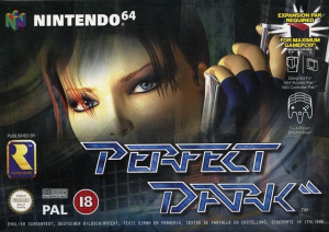 Perfect Dark sur N64