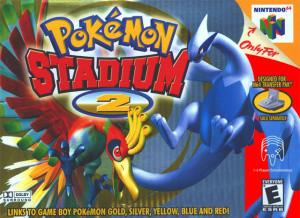 Pokémon Stadium 2 sur N64