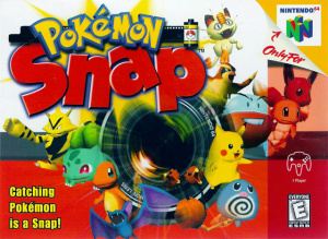 Pokémon Snap sur N64