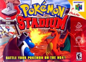 Pokémon Stadium sur N64