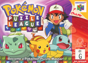 Pokémon Puzzle League sur N64