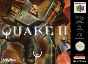Quake II sur N64