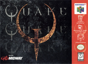 Quake 64 sur N64