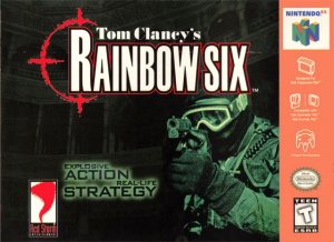 Rainbow Six sur N64