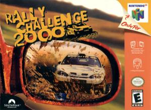 Rally Challenge 2000 sur N64