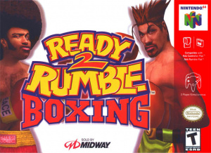 Ready 2 Rumble Boxing sur N64