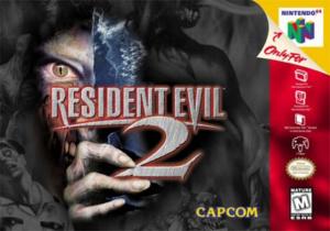 Resident Evil 2 sur N64