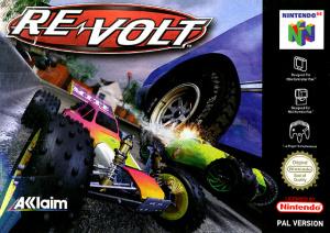 Re-Volt sur N64