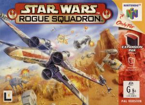 Star Wars : Rogue Squadron sur N64
