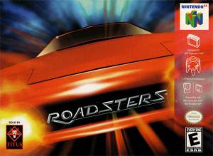 Roadsters sur N64