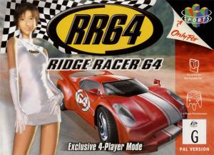 Ridge Racer 64 sur N64