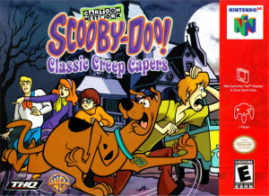 Scooby-Doo! : Classic Creep Capers sur N64
