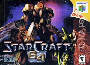 Starcraft 64 sur N64