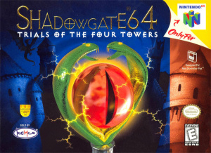 Shadowgate 64 : Trial of the Four Towers sur N64