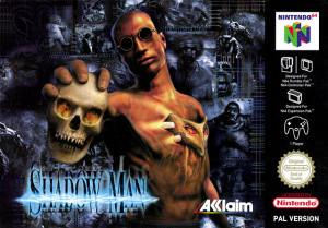 Shadow Man sur N64