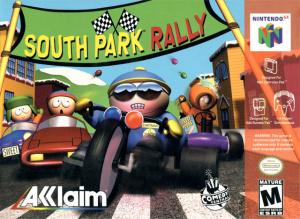 South Park Rally sur N64
