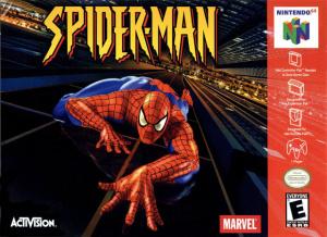 Spider-Man sur N64