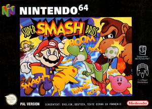 Kirby dans Super Smash Bros. (Nintendo 64, 1999)