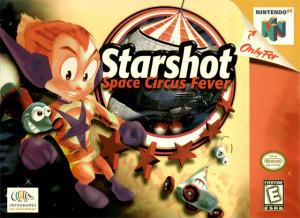 Starshot : Panique Au Space Circus sur N64
