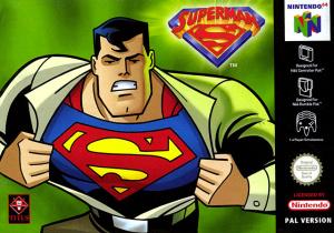 Superman sur N64